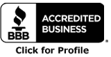 BBB Accredited Business DVL Homes
